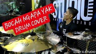 Wali - Bocah Ngapa Yak Drum cover by Irfand prastyo