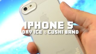 Best Iphone 5 Cases (part 1) Dry Ice & Cushi Band By Id America