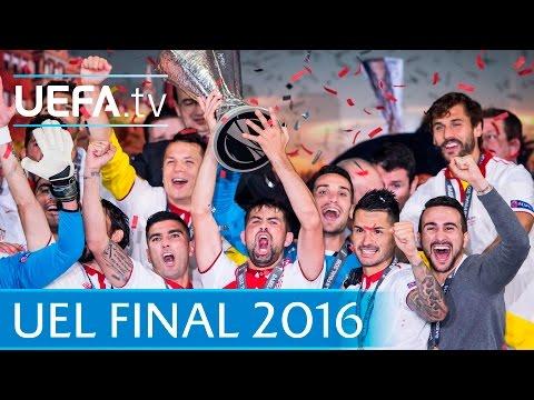2016 uefa europa league final highlights - liverpool-sevilla