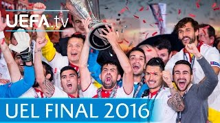2016 UEFA Europa League final highlights - Liverpool-Sevilla