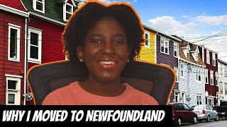 Why I Moved to Newfoundland... and how I did it...