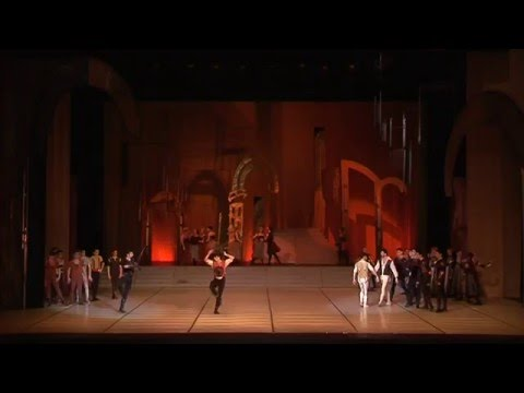 ROMEO & JULIET BALLET PERFORMED BY YEREVAN OPERA & BALLET NATIONAL ACADEMIC THEATRE