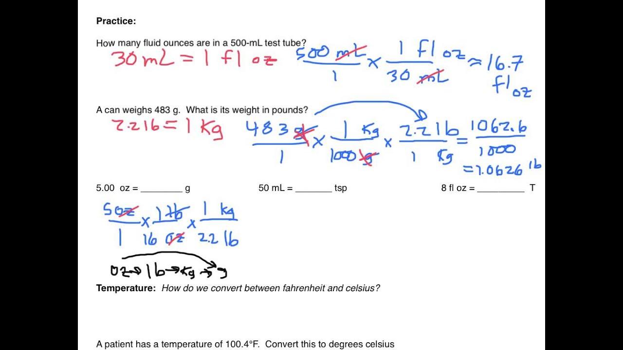 worksheet Dimensional Analysis Practice Worksheet dimensional analysis practice household system metric etc youtube etc