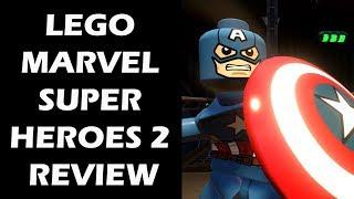 Lego Marvel Super Heroes 2 Review - The Final Verdict