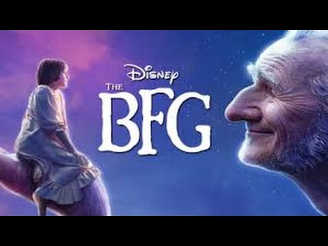 Disney's The BFG (Big Friendly Giant) Blu-Ray and DVD Unboxing