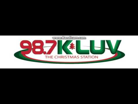 25 Days of Christmas Radio 2016: Day 11: 98.7 KLUV Station ID ...