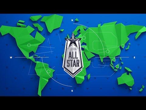 2017 All-Star Etkinliği : 1. Gün