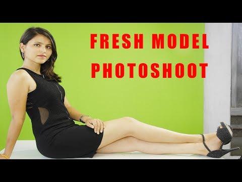 FRESH MODEL PHOTOSHOOT Nepal