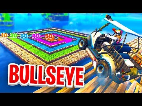 BULLSEYE CUSTOM MINIGAME in Fortnite Battle Royale