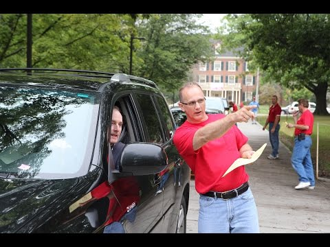 2016 First Year Student Move-In at Miami University