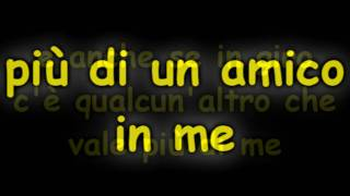 Download Hai Un Amico In Me - Riccardo Cocciante (Testo) [Sigla Toy Story] MP3 song and Music Video