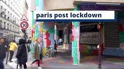 life in paris post lockdown