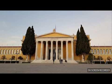 ZAPPION SARAYI ATİNA-ZAPPEION PALACE ATHENS-ΖΑΠΠΕΙΟ ΠΑΛΑΤΙ-ΑΘΗΝΑ
