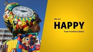 We are Happy from Frankfurt (Oder) - Pharrell Williams