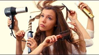 видео 6 мифов об уходе за волосами