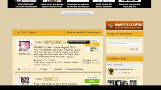 Hairfinity Coupon Codes 2013-2014