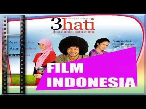 Film Komedi Romantis Indonesia full movie 3 heart 2 world 1 love (HDTV)