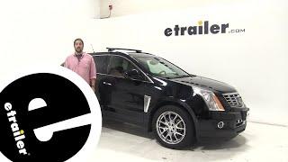 Rhino Rack Roof Rack Review - 2014 Cadillac SRX