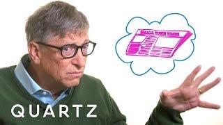 Bill Gates: The good news about fake news