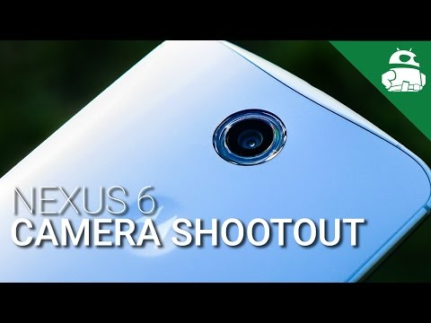 Nexus 6: Camera Shootout