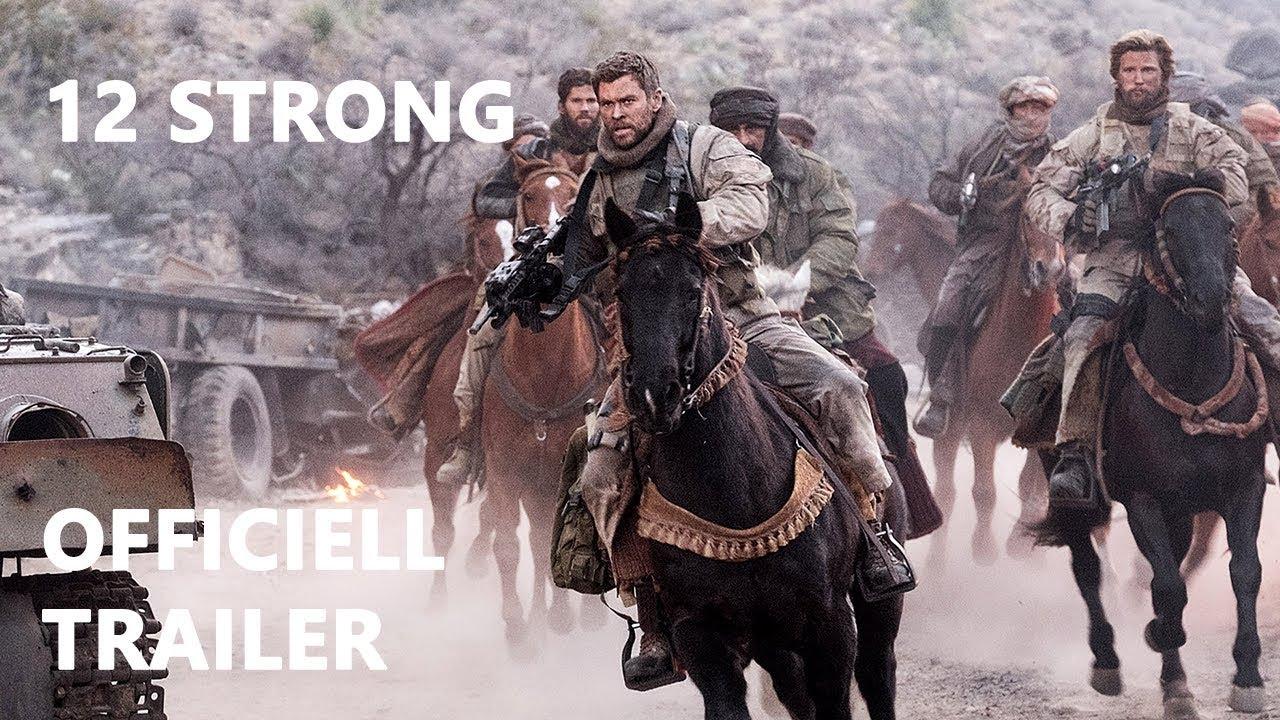 Download 12 Strong med Chris Hemsworth | Officiell trailer