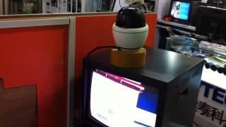 소형 하이스피드돔 CCTV 카메라