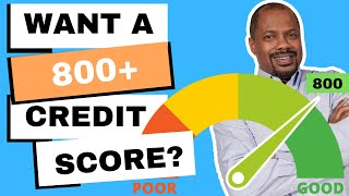 How to IMPROVE Your Credit Score 800 (SECRETS/STEPS for PERFECT Credit)