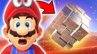 Das GEHEIMNIS der mysteriösen Boxen in Mario Odyssey GELÜFTET! 🌎