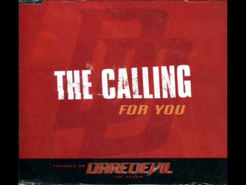 The Calling - For You (HQ with Lyrics)