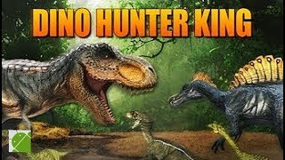 Dino Hunter King - Android Gameplay FHD