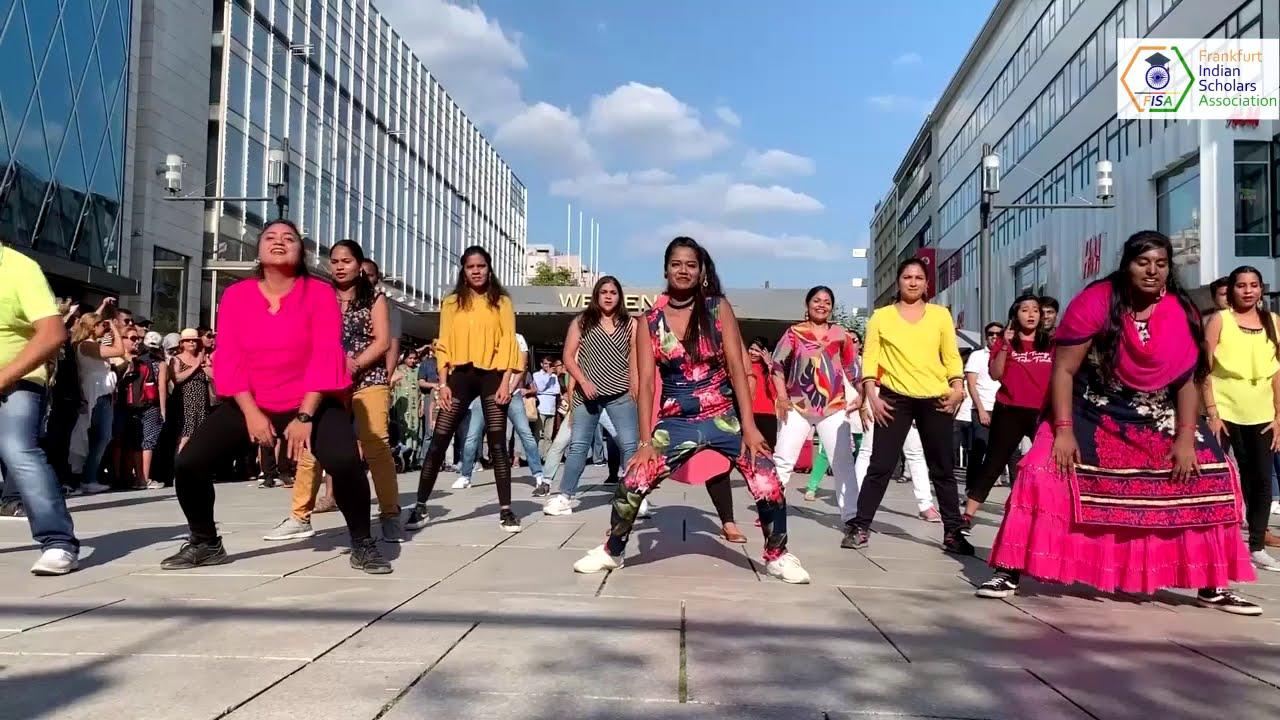 Flashmob Frankfurt