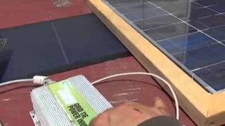 How To Build A Solar Panel $1 A Watt Diy Solar Panel Part 6 Humidity Water Solar Test Buster