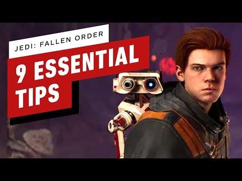 Star Wars: Jedi Fallen Order - 9 Essential Combat Tips
