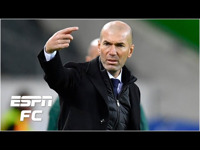 Sacking Zinedine Zidane is the last thing Real Madrid want to do - Gab Marcotti | ESPN FC