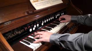 Loud Voluntary - Caleb Simper - Berlin Reed (pump) Organ