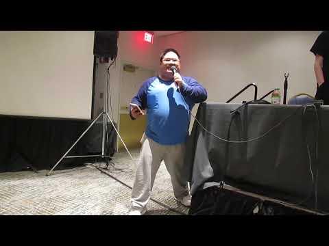Youmacon 2017 Karaoke - Firearm - Atsuki Hoshitachi Yo