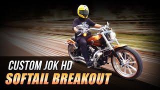 Custom Jok Harley Davidson Softail Breakout