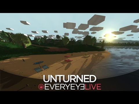 Unturned Gameplay ITA HD - Everyeye Live