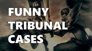 FUNNY TRIBUNAL CASES 4