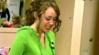 Miley Ray Cyrus on Extreme Makeover! Full Version [HQ]