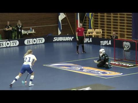 Live: Suomi-Ruotsi, U19-tyttöjen maaottelu - YouTube