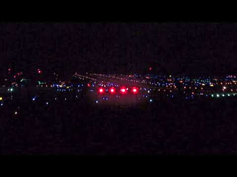 Some night time departures at Cincinnati Northern Kentucky international Airport and more!