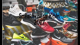 How much is your Outfit Worth #2 /Sneakerness 2017 in Köln / JustHypebeast