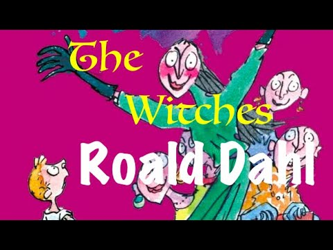 Roald Dahl | The Witches - Full Audiobook With Text (AudioEbook)