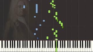 Allegro from Suite no. 7 in G minor, HWV 432 (Handel)