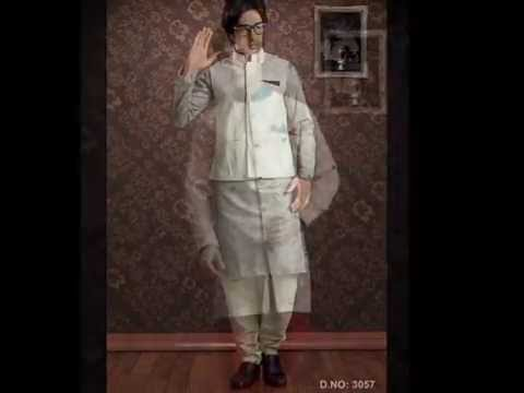 MENS CLOTHES STYLE-ETHNIC DESIGNER CHURIDAR KURTA @fARHEENzs~+918108324443