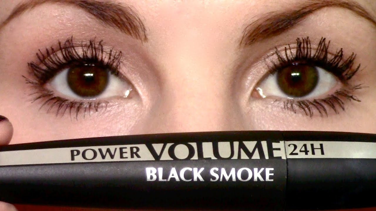 a0be5ca5a49 First Impression | L'Oréal Power Volume 24H Black Smoke Mascara ...