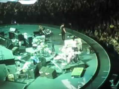 Muse - United States Of Eurasia Live @ Giants Stadium 9/24/09 360 Tour