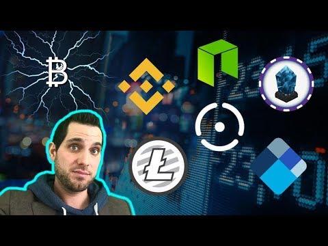 Seele | Litecoin Surges! Binance NEP-5 Token - RPX | Lisk | BTC LN | LSK LTC NEO BNB