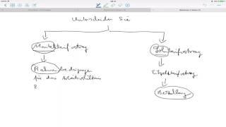 Unterschiede Manteltarifvertrag u  Entgelttarifvertrag